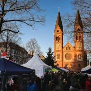 Super Sonnen Wetter zum Nikolaus.